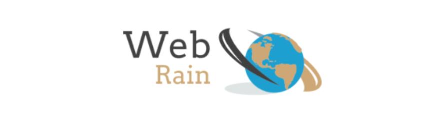 Web Rain
